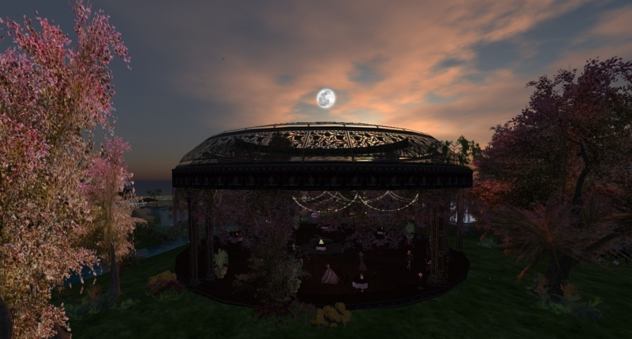 Eli & Jac's Anniversary on Harvest Moon Night @ Moondance 2012 by Yordie Sands.0