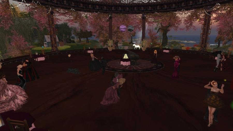 Eli & Jac's Anniversary on Harvest Moon Night @ Moondance 2012 by Yordie Sands.7