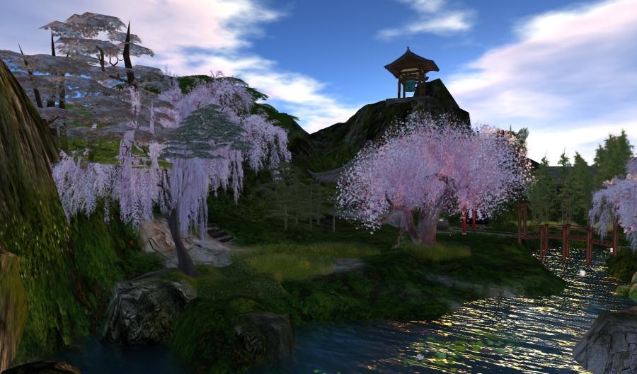 Leanna & Yordie @ Keisei - Second Life 2012