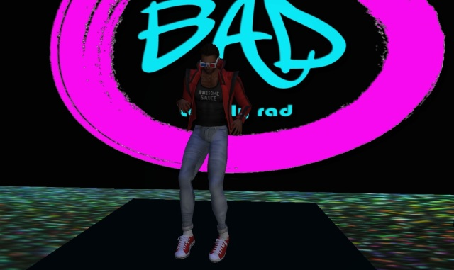 DJ Jose of Base @ BAD Nightclub - Second Life by Yordie Sands 2012