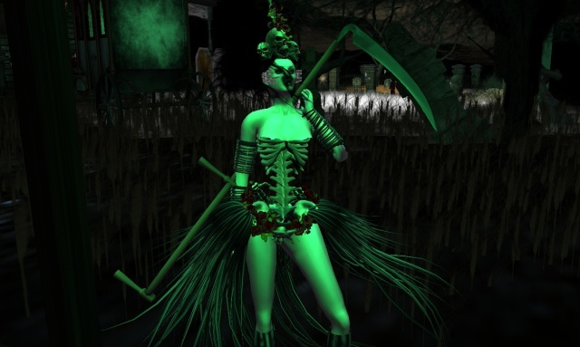Halloween @ Second Life New England by Yordie Sands 2012.06