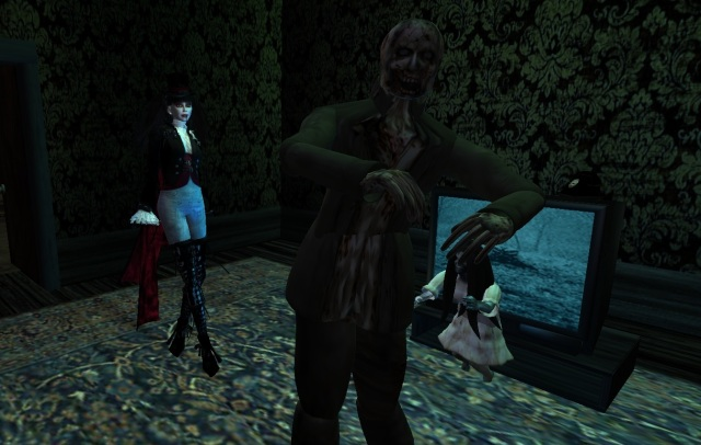 Halloween @ Second Life New England by Yordie Sands 2012.32