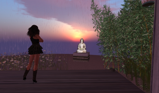 Raining in my Heart - Second Life by Yordie Sands 2012