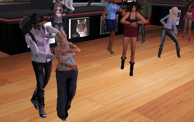 Sisely & Spence @ Ambrosia - Second Life by Yordie Sands 2012