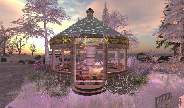 Calas Galadhon - Christmas 2012 - by Yordie Sands #2