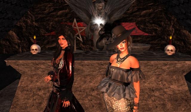 Beautifu women Sue & Yordie