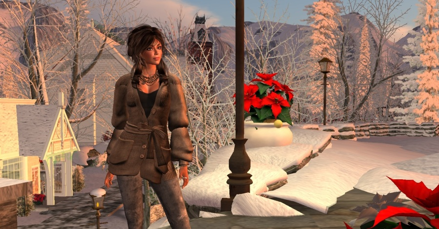 Yordie Sands - Merry Christmas from Second Life 2012