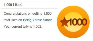 Blogger Yordie Sands