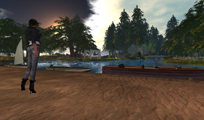 Welcome Back to Calas Galadhon in Second Life - Photography by Yordie Sands 2013_006