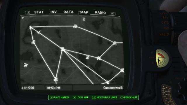 Yordie Sands Fallout 4