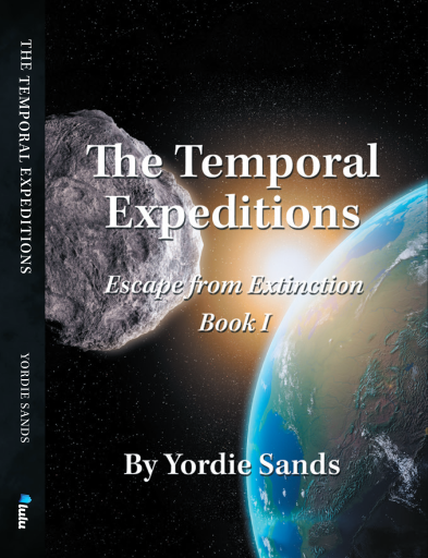 Yordie Sands novel