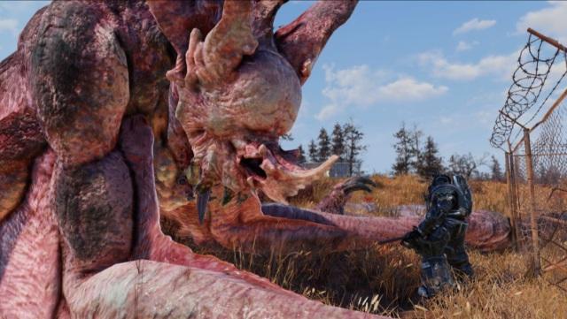 Fallout 76 Scorch Beast Queen