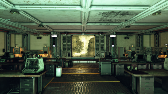 Inside the Enclave