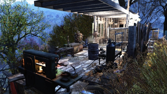 Yordie Sands in Fallout 76