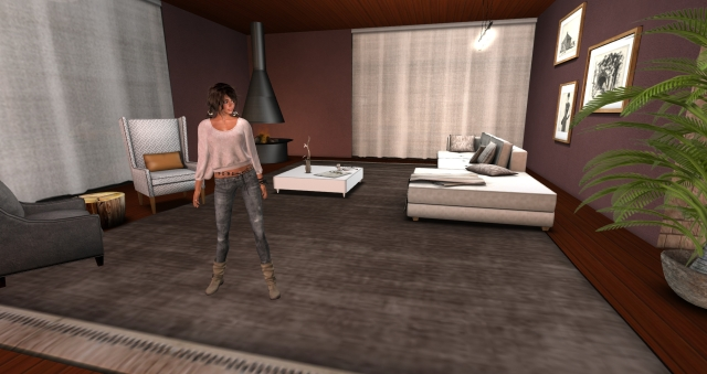 Yordie Sands in Second Life