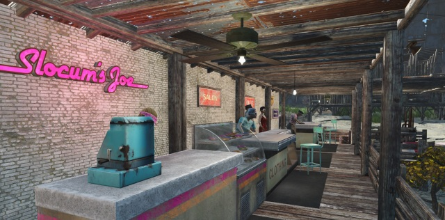 Fallout 4 is a post-apocalyptic video game